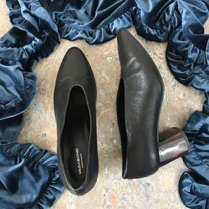 Vagabond Eve Pumps Black Heels Shoes